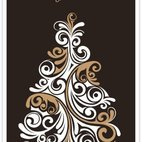 Christmas Tree Card 2