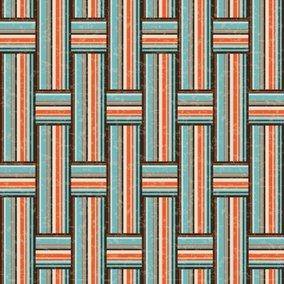 Grungy Net Pattern