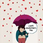 Small 1x i hate valentines day