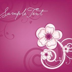 Flowery Design