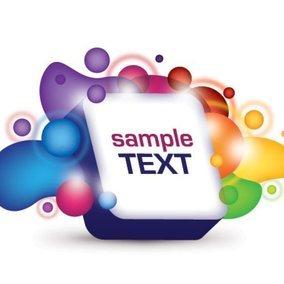 3D Text Box