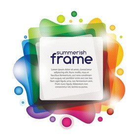 Summerish Frame