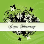 Small 1x green harmony