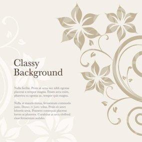 Classy Background