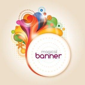 Magical Banner