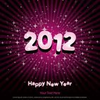 Small 1x new year poster 2012