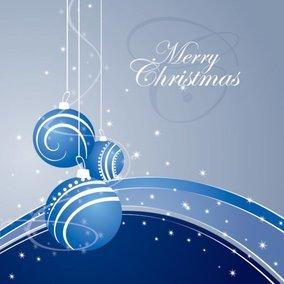 Magical Christmas Card