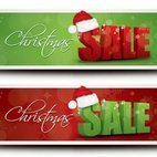 Small 1x christmas sale banner