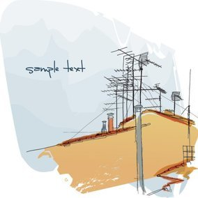 Antenna Roof