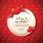 Small 1x valentines design