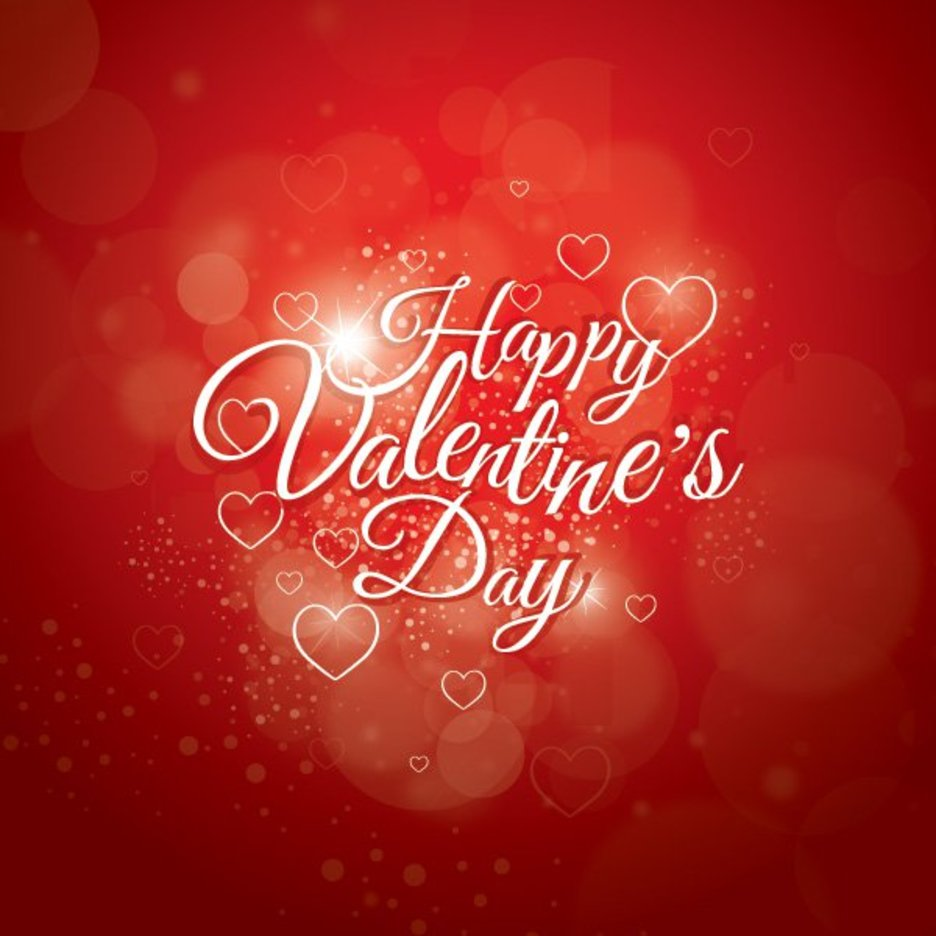Happy Valentines Day Everyone - 9545 - Dryicons