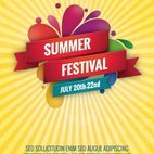 Small 1x summer festival