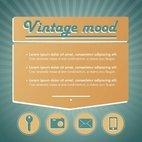 Small 1x vintage mood