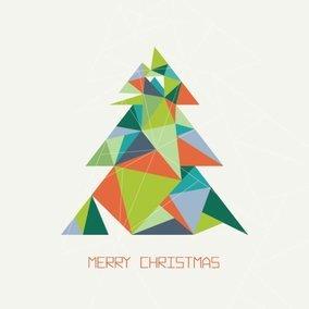 Triangular Christmas Tree