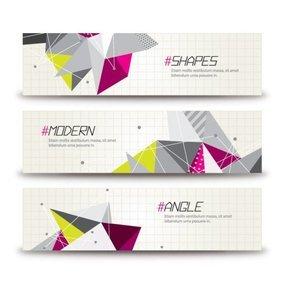 Triangular Banners
