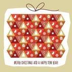 Small 1x present pattern