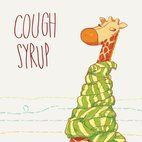 Small 1x cough syrup character