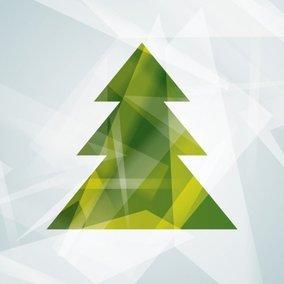 modern christmas tree - Modern Christmas Tree