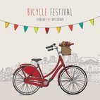 Small 1x bicycle festival
