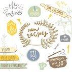 Recipe Stickers