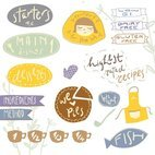 Recipe Stickers 2