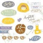 Recipe Stickers 2