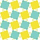 Small 1x geometrical seamless pattern