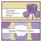 Small 1x mothers day banners