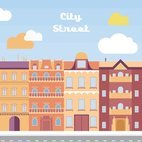 Small 1x city street