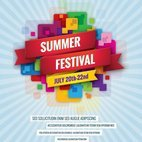 Summer Festival Billboard