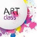 Small 1x art class