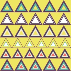 Seamless Triangle Pattern