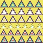 Small 1x seamless triangle pattern
