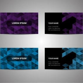Free Business Card Vectors